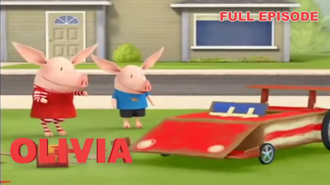 Download Olivia's Road Race |Olivia the Pig | Full Episode