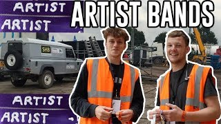 Sneaking onstage as Artists at Creamfields Festival - 2016 Stories EP3