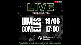 LIVE Solidária UM COM ELES