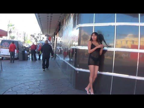 clubs and bars of Tijuana