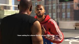 NBA 2K14 On Xbox One MyCareer (NBA Final MVP An Facing Jackson Ellis One on One)