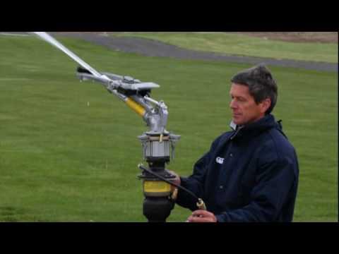 Irrigation sprinkler operation at belvue farm doovi for Irrigatori nelson