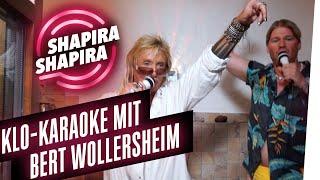 Klo-Karaoke mit Bert Wollersheim | Mama Laudaa – Almklausi