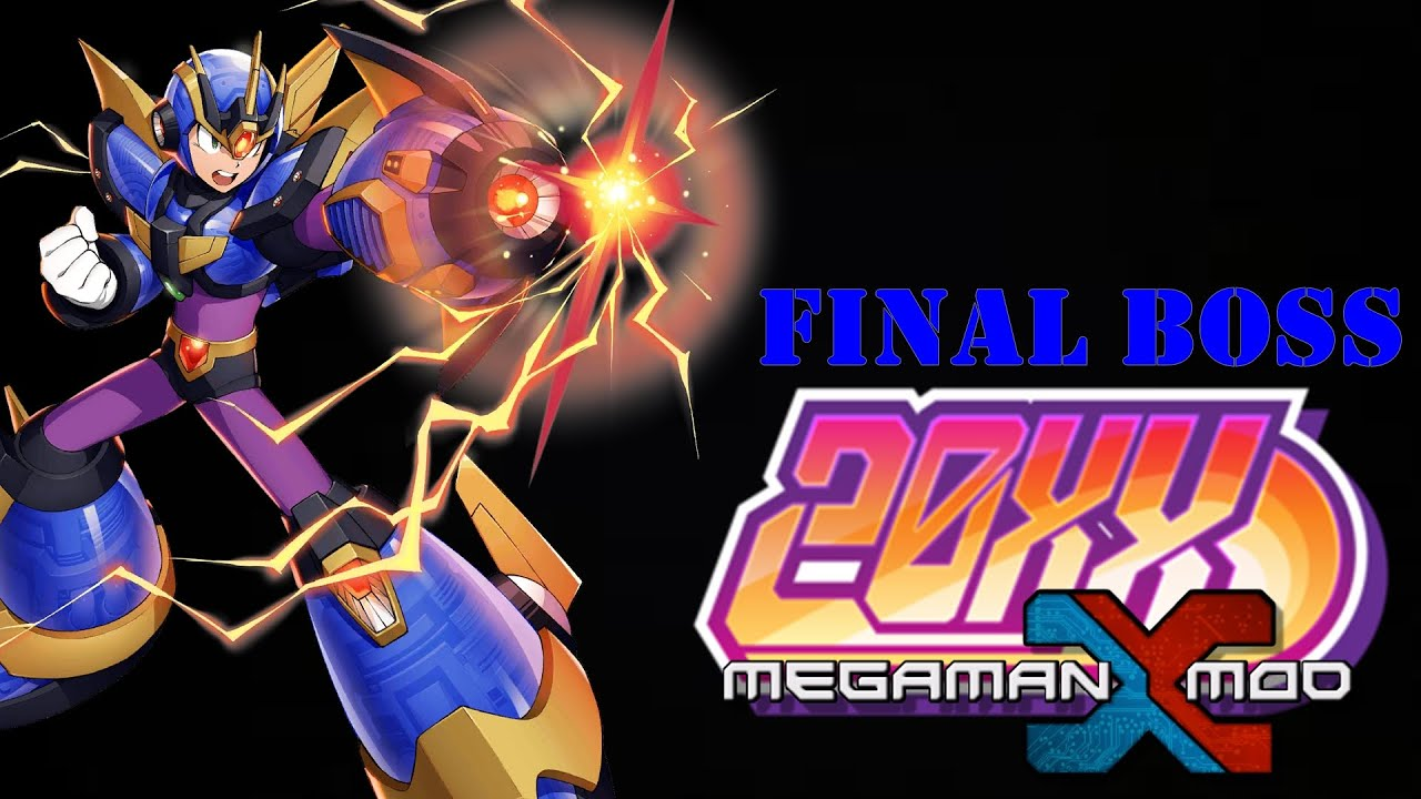 X Ultimate Armor Final Boss (Megaman X Mod)