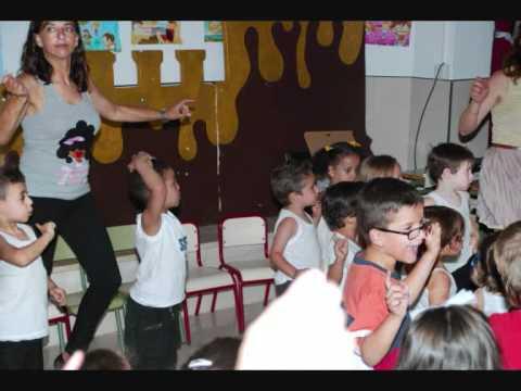 CEIP Martínez Bellver. Karaoke de fi de curs 22 juny 2012