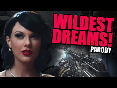[Full-Download] Taylor Swift Wildest Dreams Parody Call Of Duty Music Video