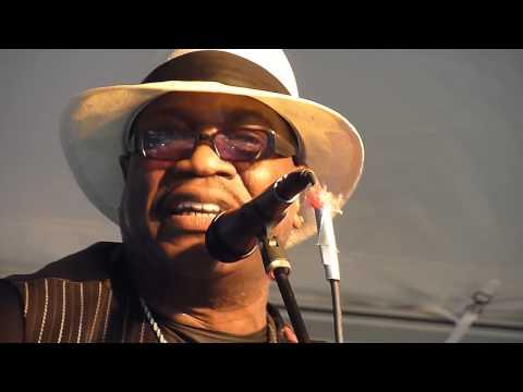 Mannish Boy by Big Bill Morganfield @ Tinner Hill Blues June 8 Fest 2013