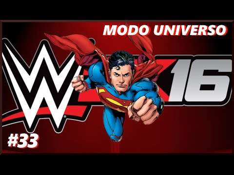 W2k16 (Modo Universo) - Capitulo 33 - Flying Without Wings!