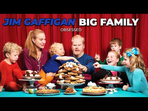 """""""Why Do I Have a Big Family?"""" - Jim Gaffigan Stand up (Mr.Universe)"""