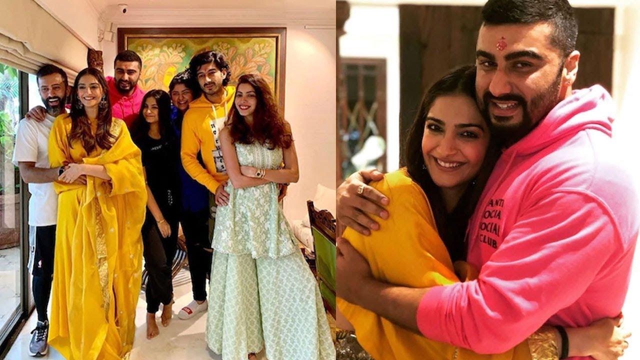 Raksha Bandhan 2020: How Sonam, Rhea, Anshula, Janhvi ...