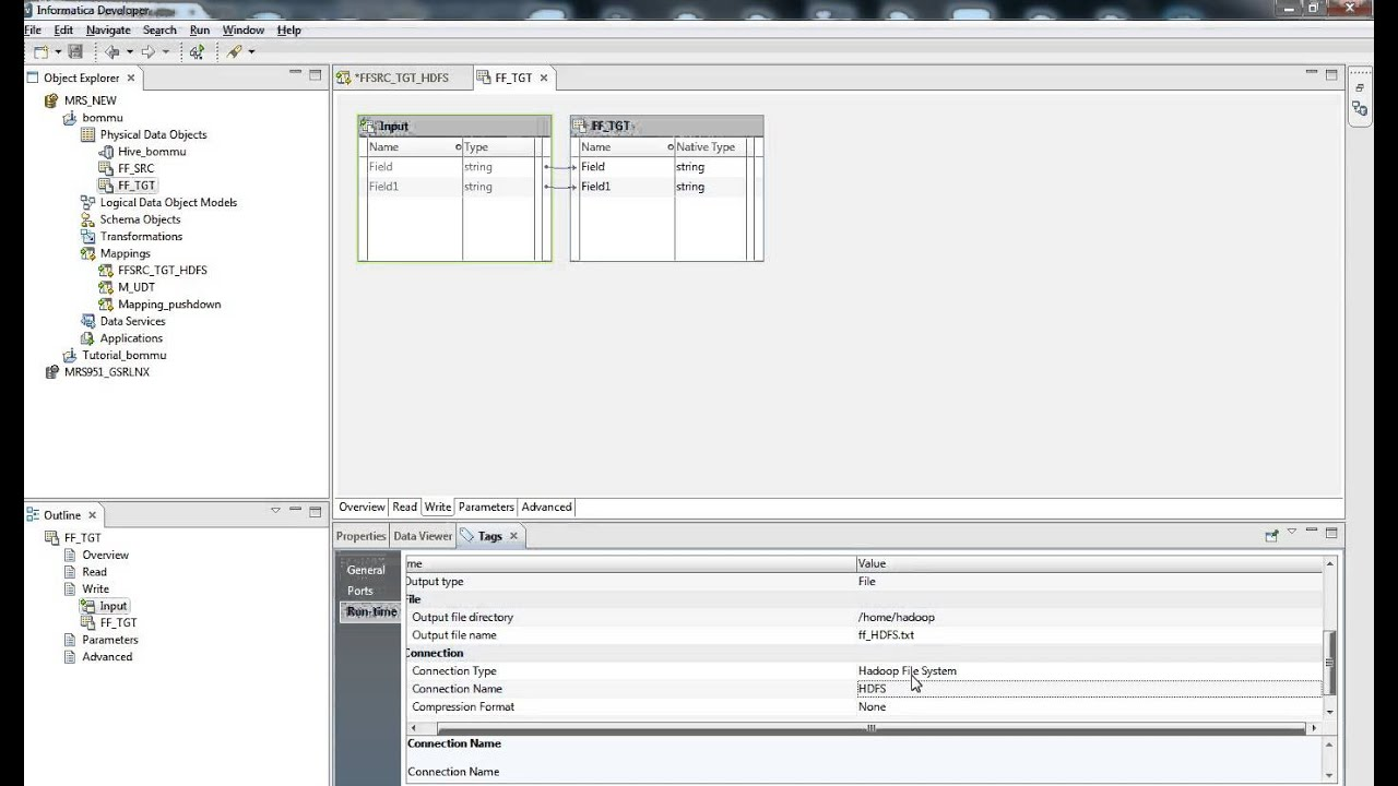 how to configure a hdfs connection in powerexchange for hdfs how to configure a hdfs connection in powerexchange for hdfs informatica support