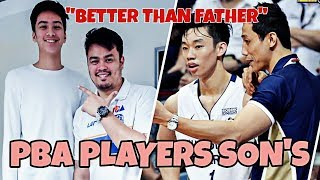 PBA PLAYERS SON'S THAT BETTER THAN THEIR FATHERS IN THE FUTURE / Ravena, Sotto, Ildefonso, etc.