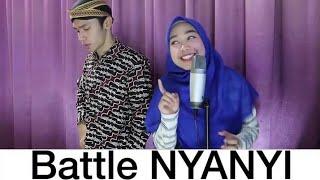 Battle Nyanyi - Alif Rizky ft. Mas Paijo (Part 1 2 3 4 5 6 7 8 Full) Parody Jawa