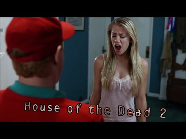 House Of The Dead 2 Good Bad Flicks Youtube