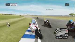 SBK Generations Gameplay PS3 - DRY