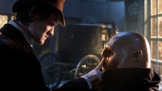 Strax & The Memory Worm - The Snowmen - Doctor Who - BBC
