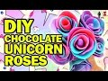 DIY Chocolate Unicorn Roses - Mother's Day - Man Vs Pin #112