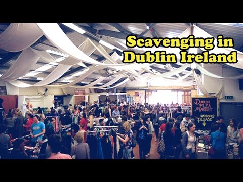 Scavenger Life Episode 278: Scavenging in Dublin Ireland
