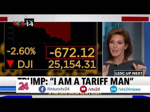 10 sự kiện nổi bật của kinh tế thế giới 2018 | VTV24