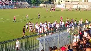 Omnia Bitonto festeggia la promozione in Serie D - parte 1