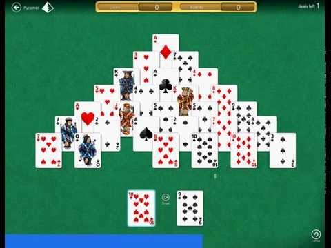 Star Club\Pyramid\Hard II: Clear 3 Boards In 2 Deals