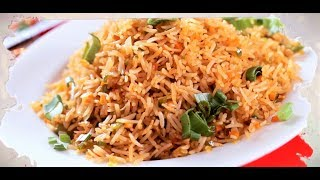 फ्राईड राइस । चिंग्स सिक्रेट देसी चायनीज  | अर्चना आर्तेसोबत | Fried Rice Recipe In Marathi