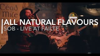 All Natural Flavours - SOB (Cover)