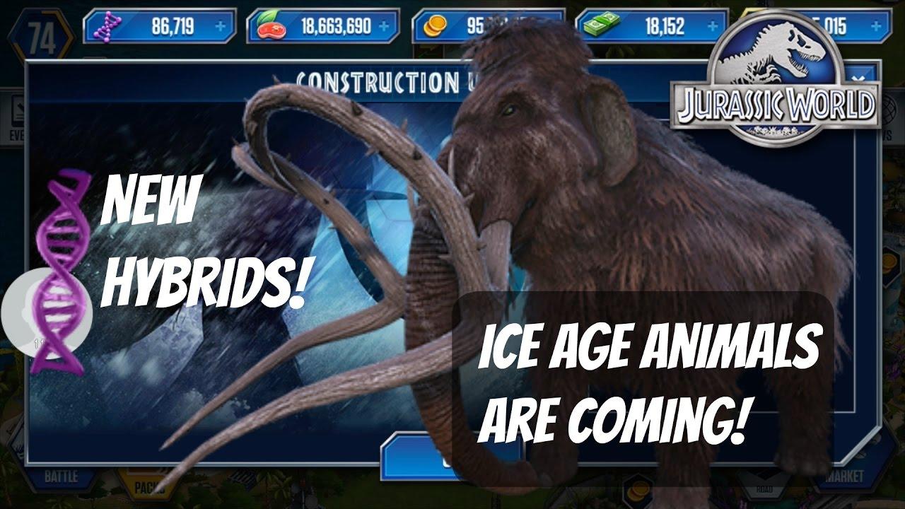 Ice World Game