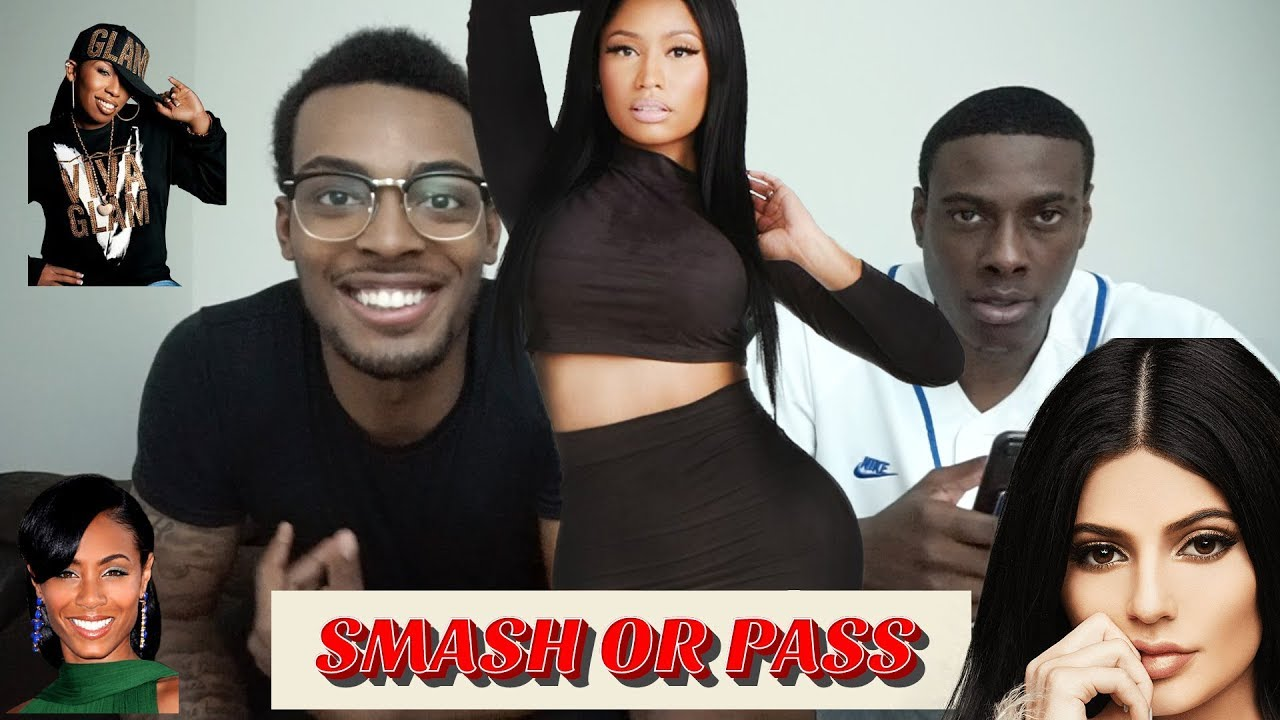 Smash or Pass CELEBRITY EDITION BEFORE THEY WERE FAMOUS!