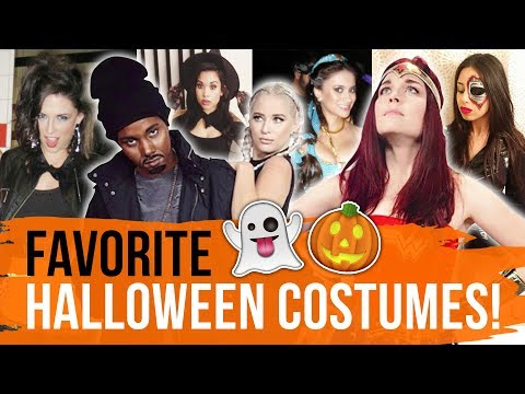 Our FAVORITE Halloween Costumes! (Dirty Laundry)