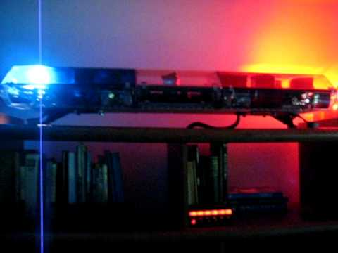 [SCHEMATICS_4PO]  Code 3 MX7000 lightbar - YouTube | Mx7000 Light Bar Wiring Diagram |  | YouTube