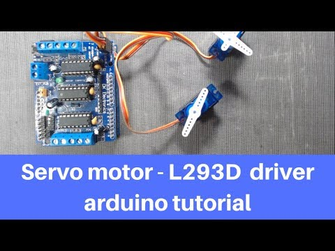 How To Connect Servo Motor To Arduino [ CC ]