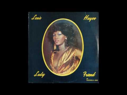 Lene Hayes - Lady Friend (Full 1982 EP) Atlanta Disco Boogie