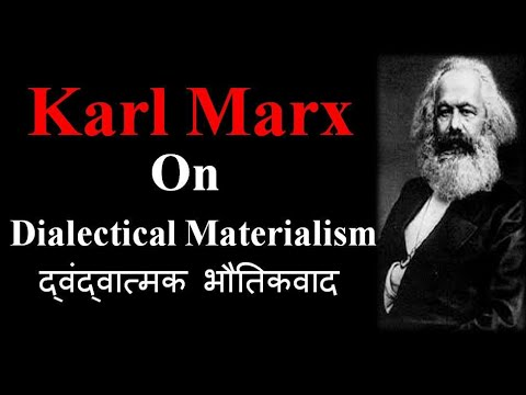 karl marx historical investigation
