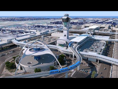 LA's $14BN Airport Upgrade