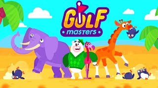 Golfmasters - Gameplay Walkthrough Part 1 - Levels 1-10 (iOS, Android)