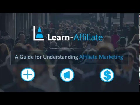 Free Affiliate Marketing Guide for Beginners