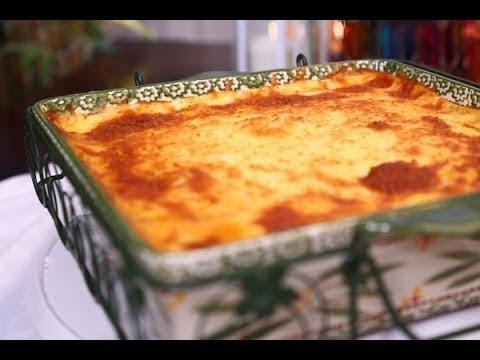 لازانيا الكوسا - مطبخ منال العالم