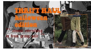 thrit haul lookbook 2 (halloween) - roblox