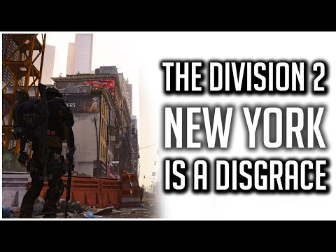 NEW YORK Bounties in The Division 2 are a DISGRACE!