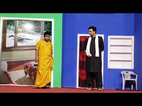 Gudu Kamal , Huma Ali , Afreen Parri Full comedy Punjabi Stage Drama 2018