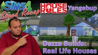 "Sims4 House Rules TV Builds: 5: ""Yangebup"""