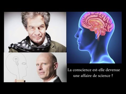 La conversation scientifique – La conscience est-elle devenue une affaire de science ?