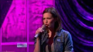 Mandy Moore - I Could Break Your Heart Any Day of the Week @ Ellen