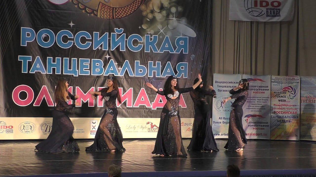 РТО 2015. Рейтинг России. Oriental Folk. ОК. Взрослые-2, малые группы, финал