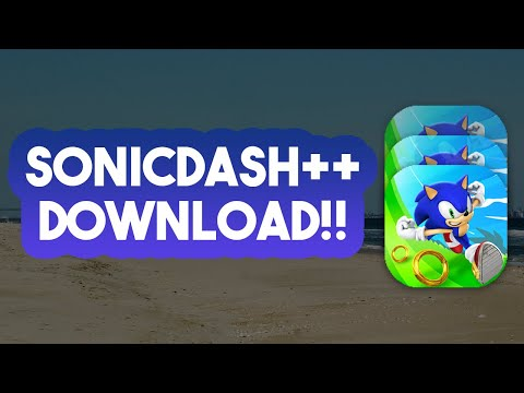 Sonic Dash Hack ✅ How To Mod Sonic Dash On IOS/Android MOD APK 2020