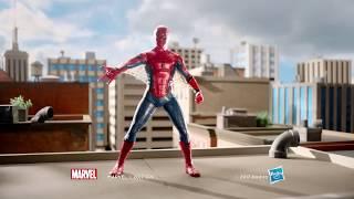 Фигурка со световыми и звуковыми эффектами из фильма Человек-паук: Возвращение домой уже в TOY.RU