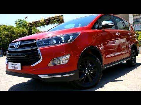 2018 Toyota Innova Crysta Touring Sport Launch Date Youtube