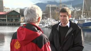 Super-trawler off Australia causes controversy