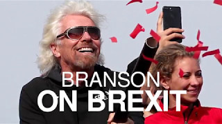 Richard Branson calmly condemns Brexit lies